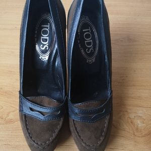 Tod's shoes/heels
